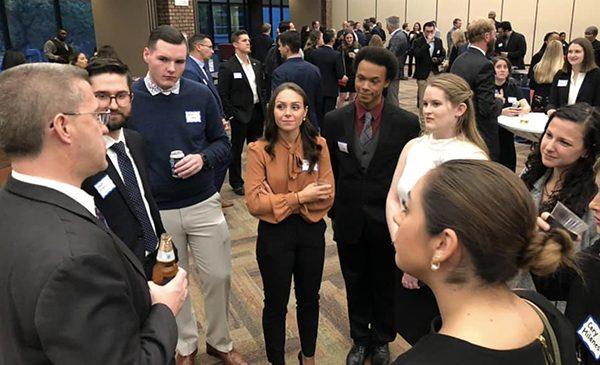 Student/Alumni Exchange Networking
