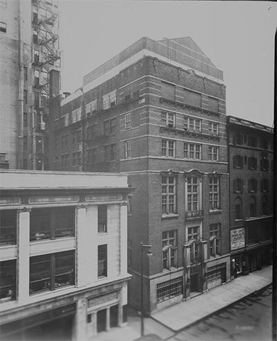 The John Marshall Law School, 1930s